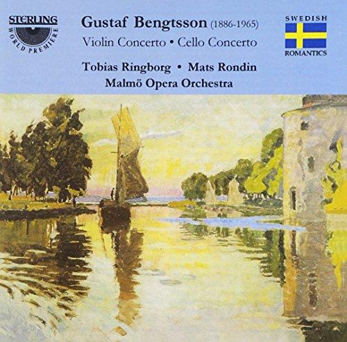 Price comparison product image Bengtsson: Violin Concerto / Cello Concerto