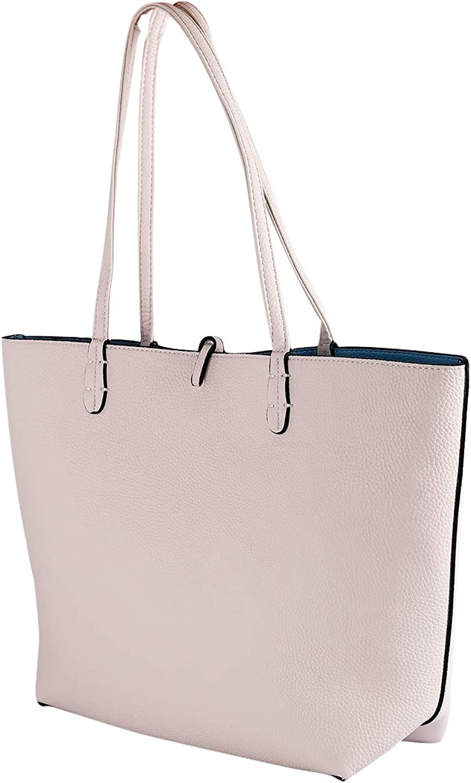 Mentor Tote Bag 9012-1 Designer Soft Leather Tote Bags for Women 2 in 1 Tote Shoulder Bags Top Handle Satchels Handbags