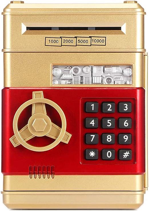 Caja de Almacenamiento de Dinero con contraseña electrónica ...