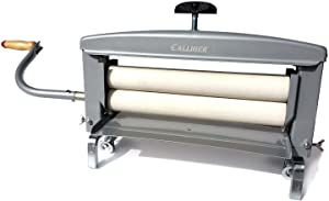 "Calliger Hand Crank Clothes Wringer 14"" Rollers - More Space to Wring Than Any Other Brand 
