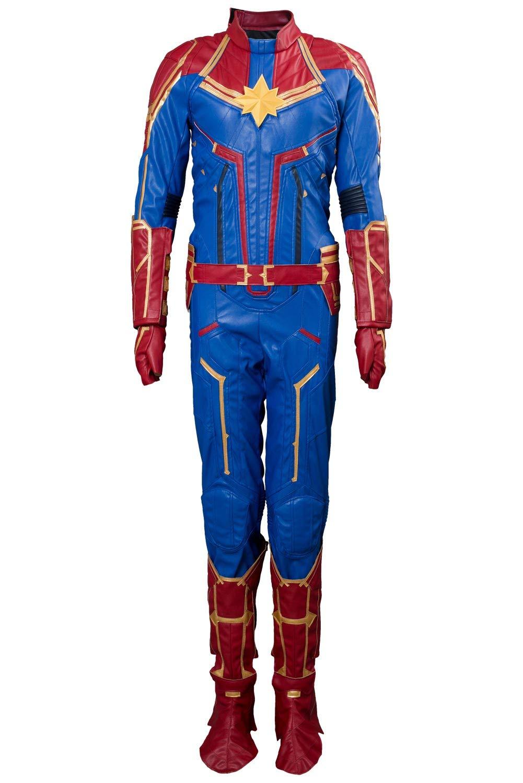 Blau S MingoTor Superheldin Outfit Cosplay Kostüm Damen S