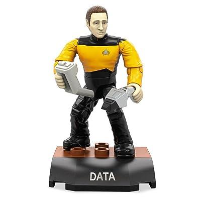 Mega Construx Heroes Star Strek Data Building Set: Toys & Games