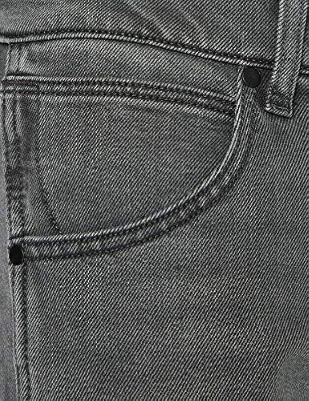 Wrangler Larston dżinsy męskie - 34W / 32L: Odzież