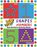 Dot Markers Activity Book: Easy Guided BIG DOTS Do a dot page a day Giant, Large, Jumbo and Cute USA Art Paint Daubers…