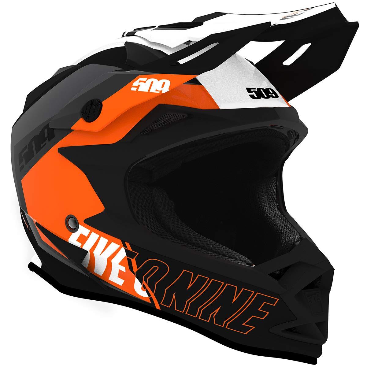 509 Altitude Offroad Helmet with Fidlock 509-MX-HEL-AORG Orange Ridge - Large
