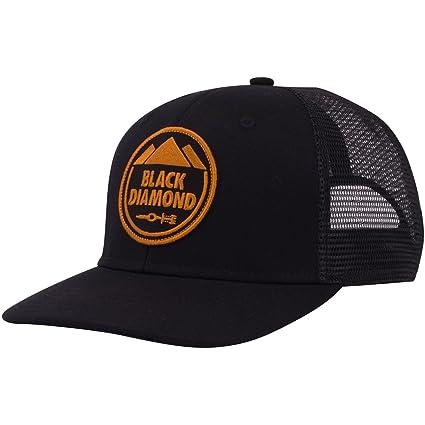 e9abcc61c9c ... new style amazon black diamond bd trucker hat black sports outdoors  b08dc 3b832