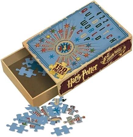 Jigsaw Puzzle Matchbox 150 Pieces Harry: Amazon.es: Juguetes y juegos