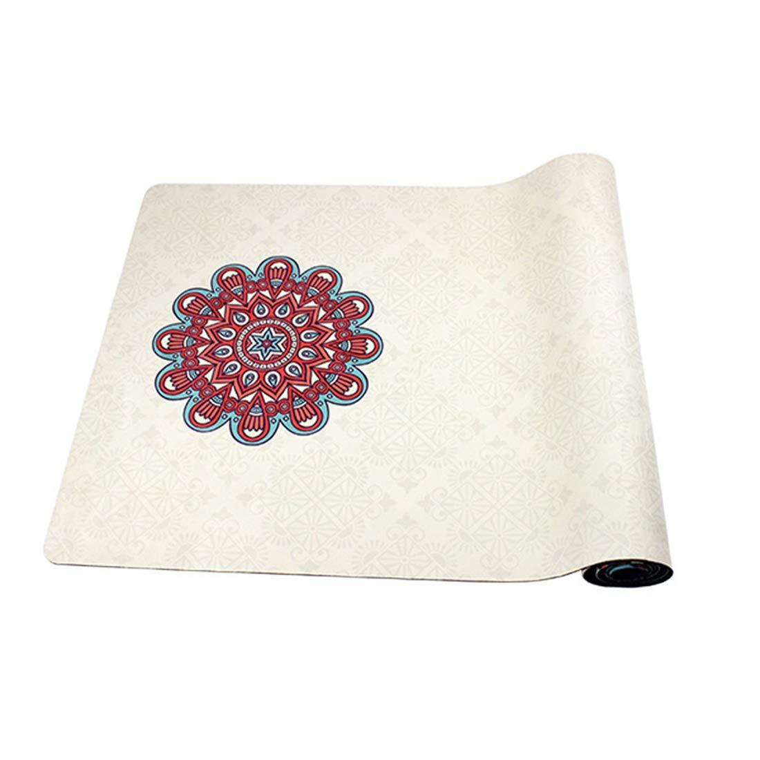 brand new 5eec7 02859 ... FELICIGG Stuoia di Yoga Mat 1,5 mm mm mm Ecologico Delicious Fitness  Mat Mat ...