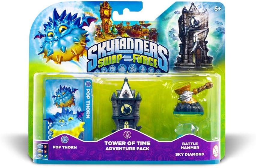 Skylanders: Swap Force - Adventure Pack: Amazon.es: Videojuegos