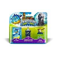 Figurine Skylanders : Swap Force - Adventure Pack 1 - Pop Thorn + Tower Of Time + Sky Diamond + Battle Hammer