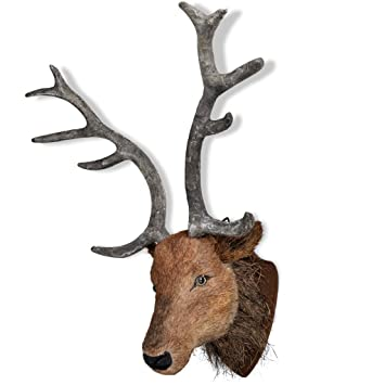 Awesome VidaXL Wall Mounted Deer Head Stag Head Wall Hangings Wall Decoration Home  Decor