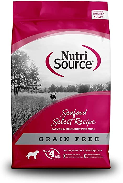 Top 9 Nutrisource Grain Free Dry Dog Food