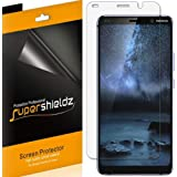 (6 Pack) Supershieldz for Nokia 9 and Nokia 9 PureView Screen Protector, High Definition Clear Shield (PET)