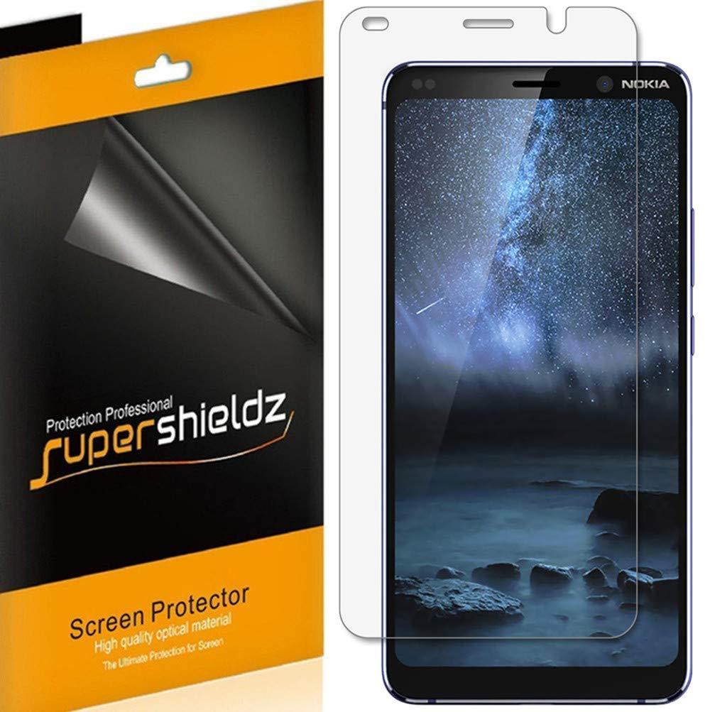 Film Para Nokia 9 Pureview [6 Un.] SUPERSHIELDZ