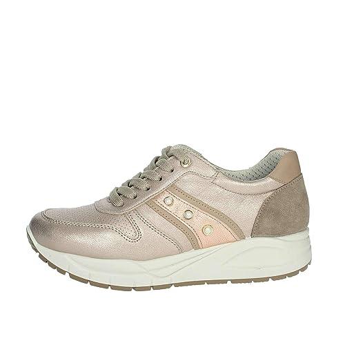 Scarpe itE Sneakers Borse Donna Imac 306750 BeigeAmazon dxBoCe