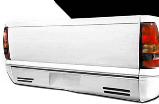 Extremely Durable Guaranteed Fitment and Made in the USA! Chevrolet C//K Stepside 1988-1998 Premier Style 1 Piece Polyurethane Roll Pan manufactured by KBD Body Kits Easy Installation