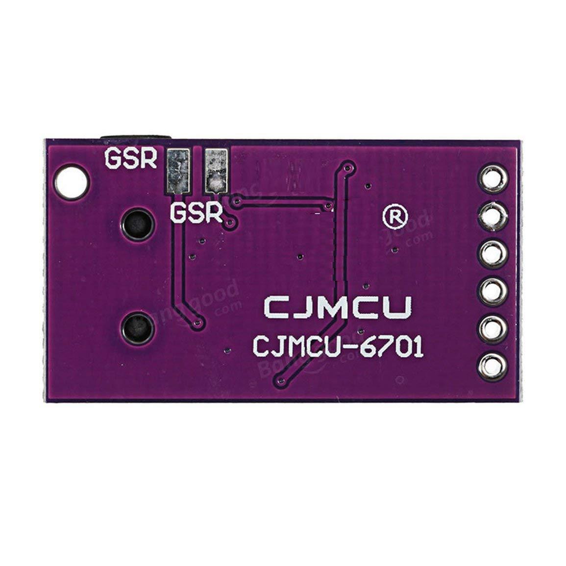 Garciadia Cjmcu 6701 GSR Haut Sensor Modul Analog SPI 3.3V/5V fr ...