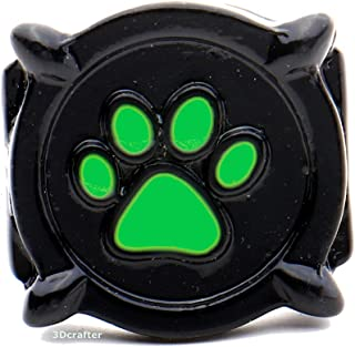 3dcrafter Chat Noir Anello Kids Sizes from Ladybug Costume Glow in The Dark