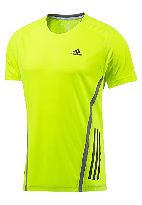 Adidas Supernova G75305 – Camiseta para hombre (, hombre, color Electricity/tech Grey