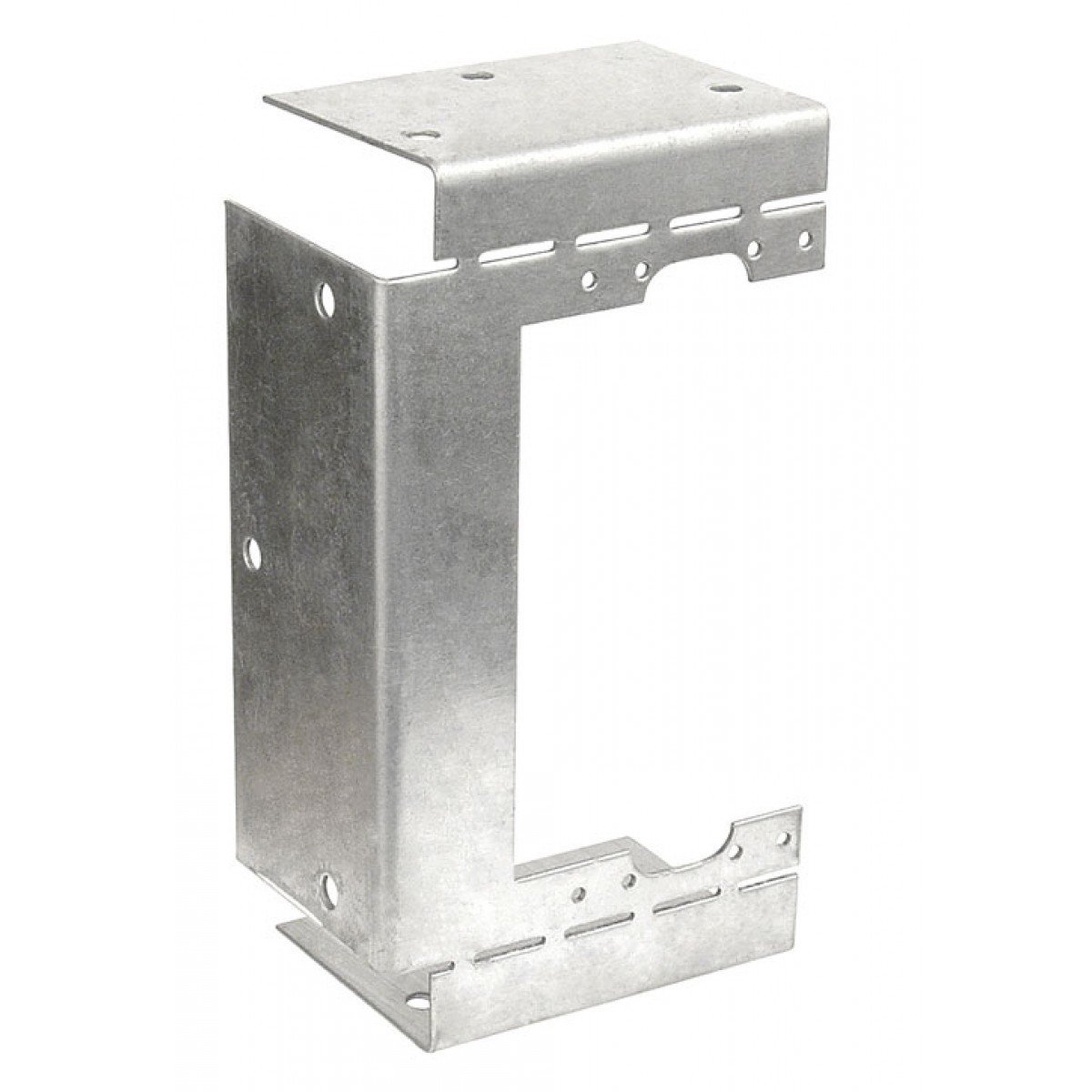 5 Pcs, Drop Ceiling Grid Switch Box Mounting Bracket, Galvanized Steel Provide Power On Ceiling for Decorative Lights, Tvs, Media Boxes