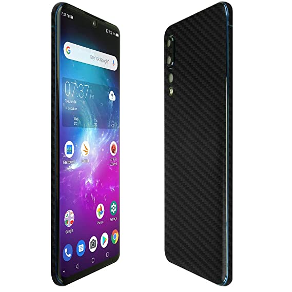 Amazon.com: Skinomi Black Carbon Fiber Full Body Skin ...