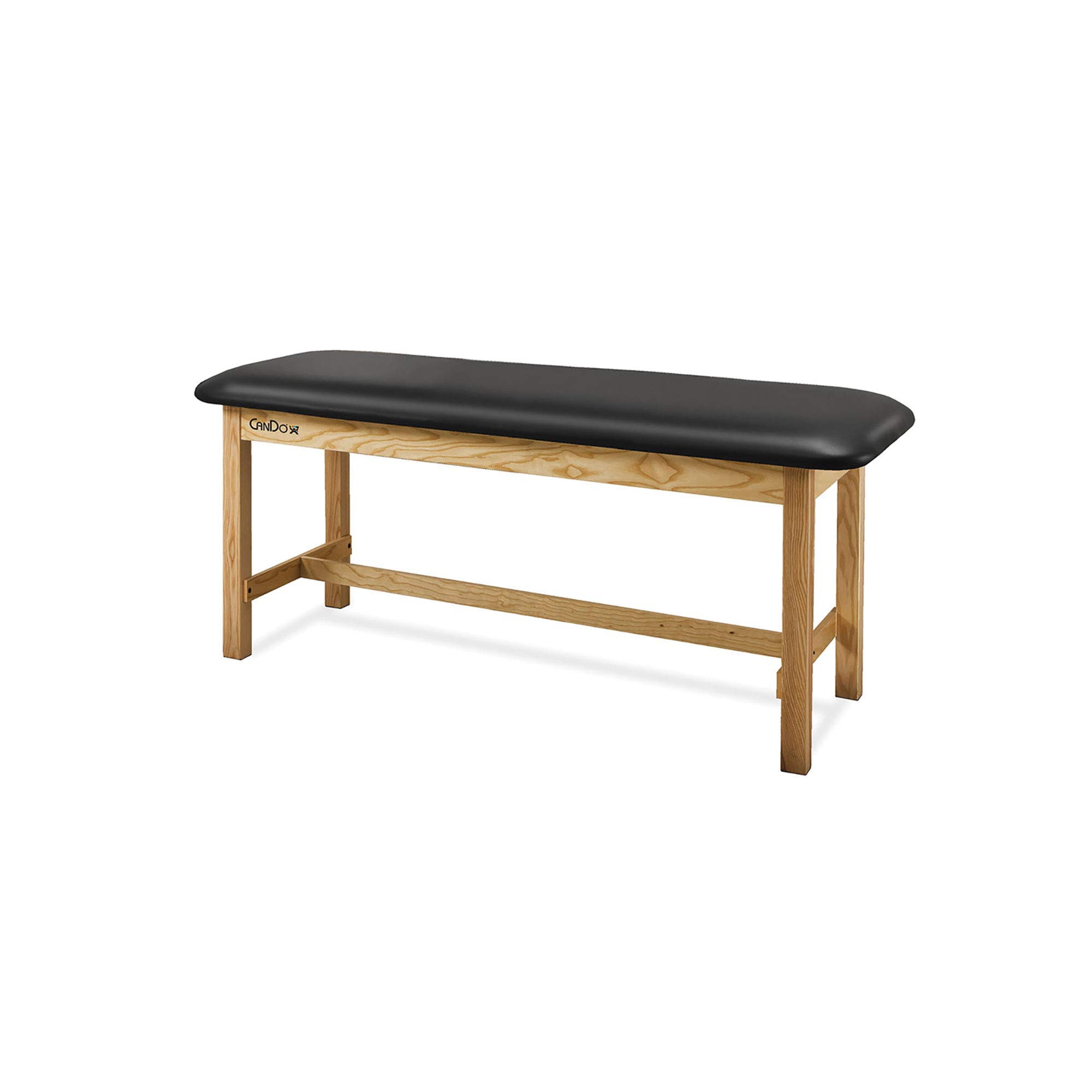 CanDo Treatment Table H-Brace with Flat Top - 27''W x 72''L x 31''H