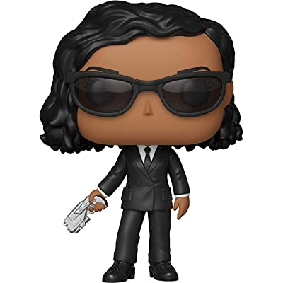Funko Pop Movies: Men in Black International - Agent M: Toys & Games