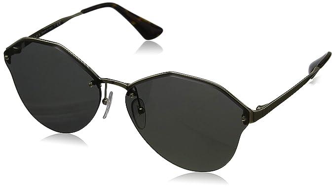 Amazon.com: Prada mujer PR 64ts anteojos de sol: Clothing
