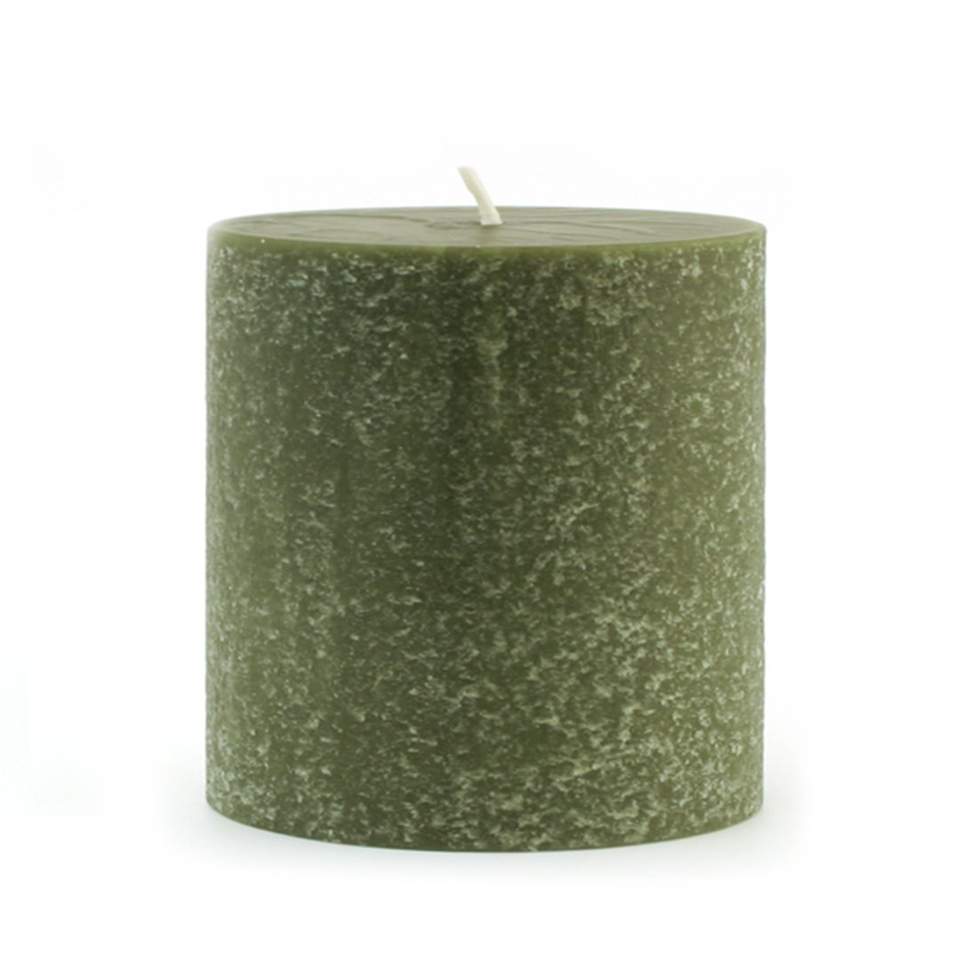 Root Scented Timberline Pillar Candle, 3-Inch by 3-Inch Tall, Very Violet 333219