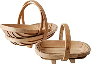 Esschert Design USA MW19 Sussex Trugs, Set of 3