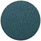 Scotch-Brite(TM) Surface Conditioning Disc, Hook and Loop Attachment, Aluminum Oxide, 5 Diameter, NH A Very Fine (Pack of 50)