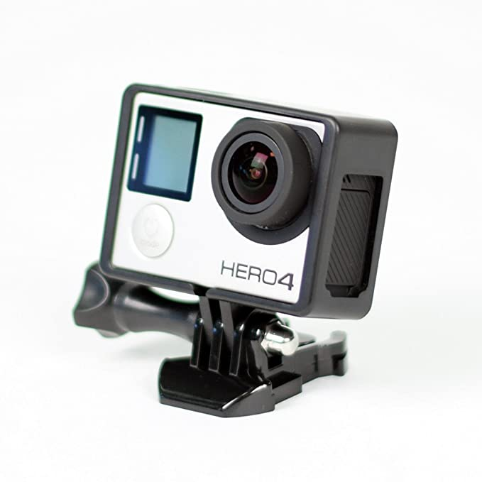 1 opinioni per Border Frame Mount for GoPro HD HERO 3 Camera- Black