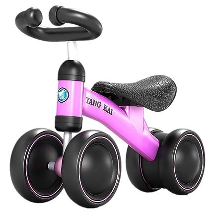 Yavso Bicicleta sin Pedales para Niños 1-3 Año Bicicleta ...