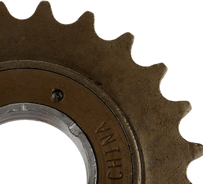 Bicycle 24T Tooth Freewheel Sprocket Gear 34mm Inner Thread Replacement