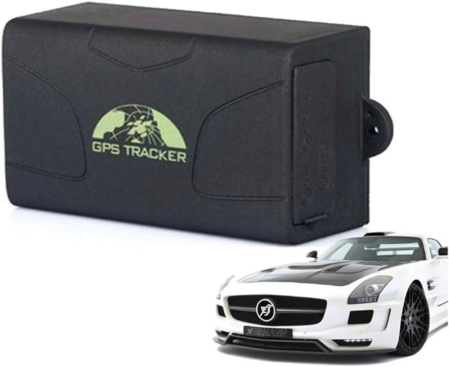 TRACKER 104 GPS TK-Localizador de satélites alarma coche seguimiento en tiempo real para coches, motos, embarcaciones suscripción a la plataforma GRATIS manual ITALIANO