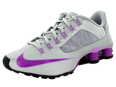 Nike Women s Shox Superfly R4 Silver Fuchsia 653479-005 (Size  ... d8b94ae66