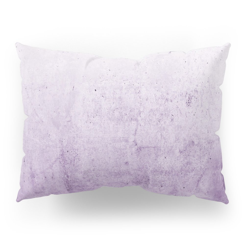Society6 Radiant Orchid Purple Ombre Pillow Sham Standard (20'' x 26'') Set of 2
