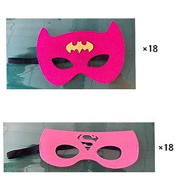 DIY House 36 máscaras de Batgirl para niños y Adultos, para ...