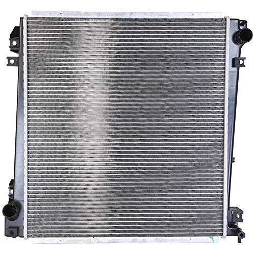 Prime Choice Auto Parts RK885 Aluminum (05 Ford Explorer Radiator)