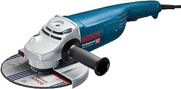 Bosch Professional GWS 22-230 JH - Amoladora angular (2200 W, 6500 ...