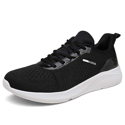 393209ebc3938 SOLLOMENSI Chaussures de Sport Homme Femme Basket Course Running  Compétition Trail Entraînement Cinq Couleurs 35 EU