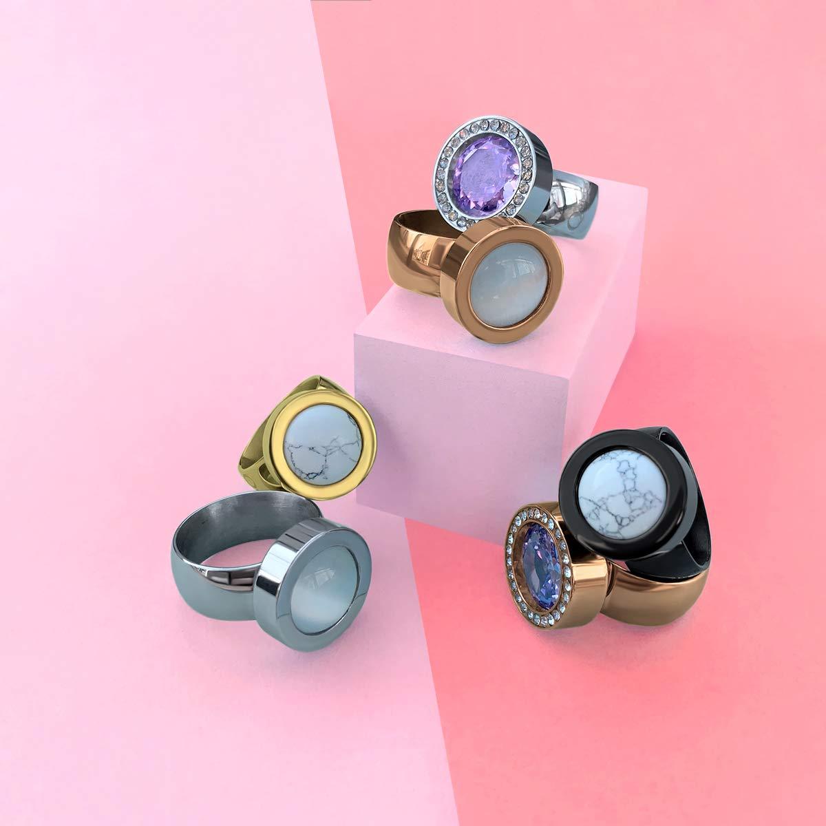 diff/érentes Couleurs pour Mini Coin Oreilles Collier Pendentif Boucles doreille Bracelets Quiges /échange Bar Mini Coin Pierre