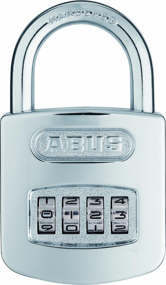 ABUS 160/50 4-Digit Combination Padlock 16050C