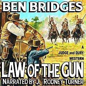 Law of the Gun Audiobook