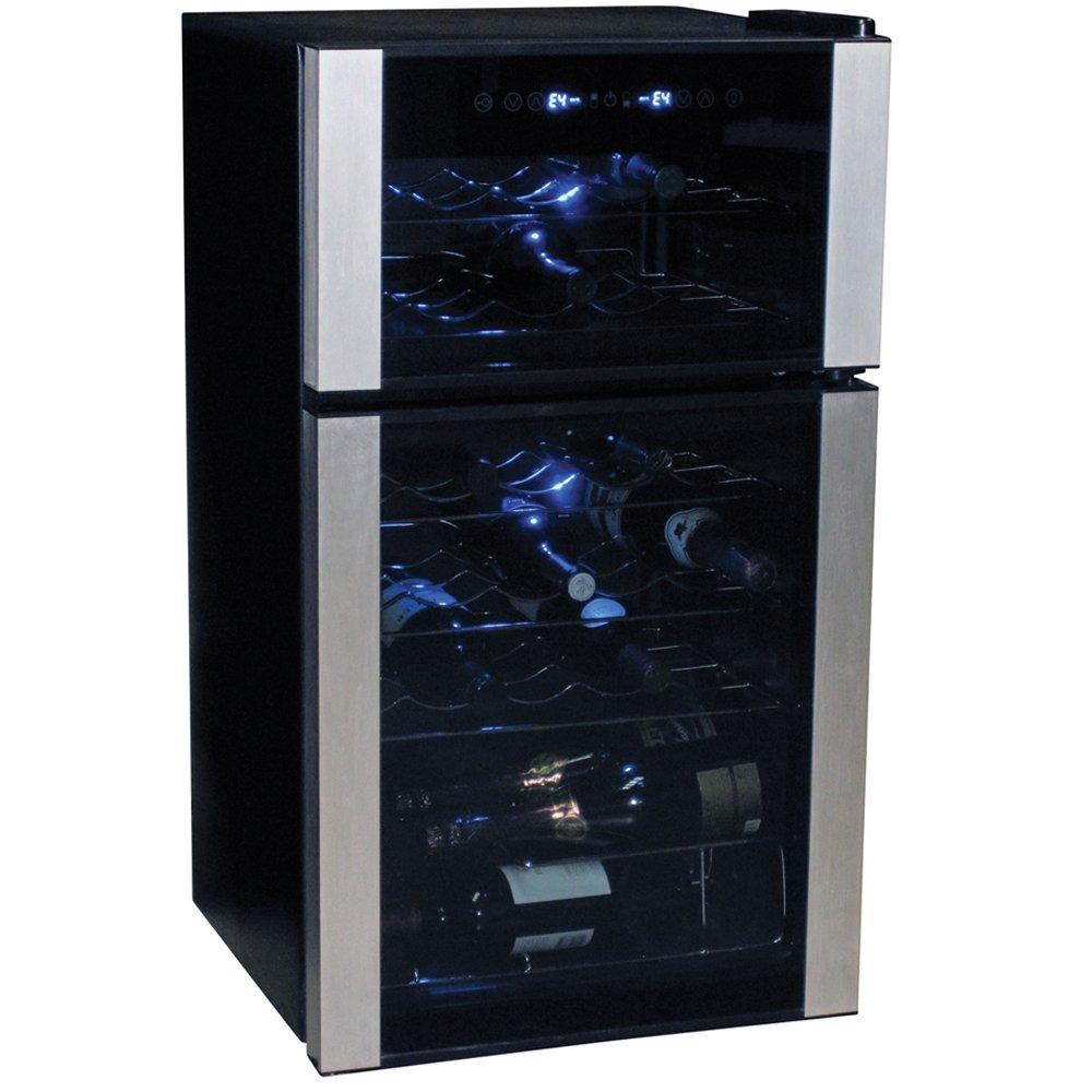 sc 1 st  Amazon.com & Amazon.com: Dual Zone Wine Cellar - WC29: Appliances