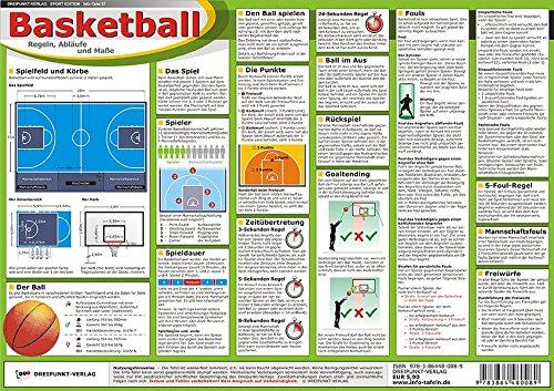 Basketball: Regeln, Abläufe und Maße Gebundenes Buch – 1. Januar 2011 Michael Schulze Abläufe und Maße Schulze Media 3864480086