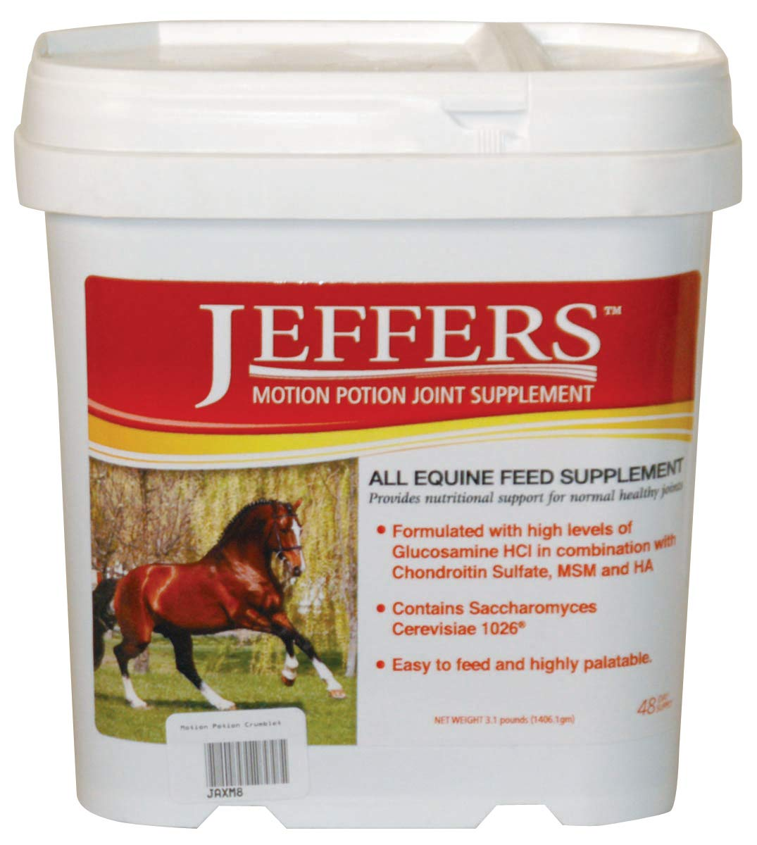 Jeffers Motion Potion (3 lbs) by Ahc Products Inc