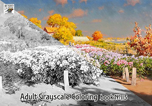 (Adult Coloring Book (24 pages 8