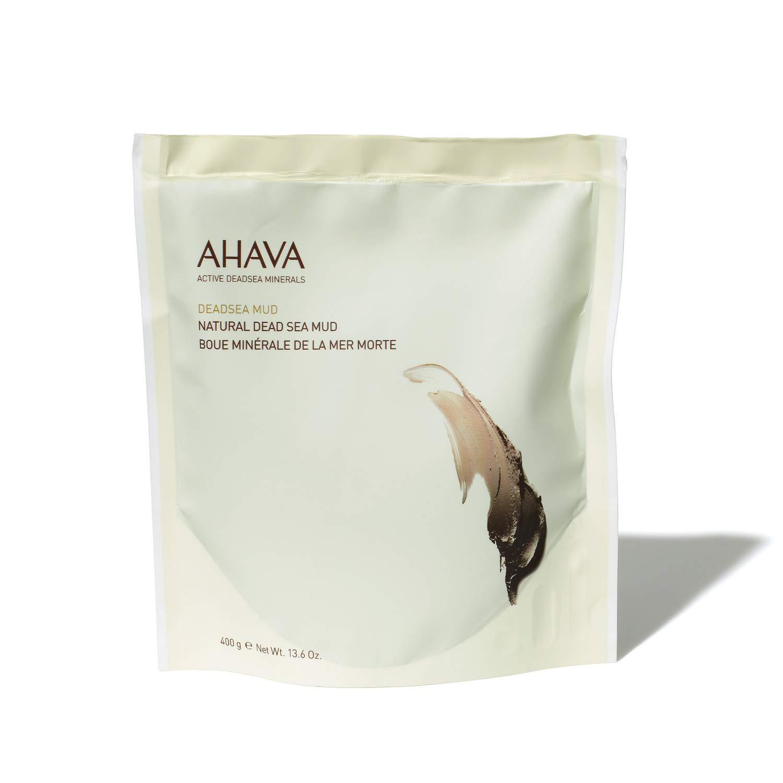 AHAVA Natural Dead Sea Mud for Body 13.6 oz