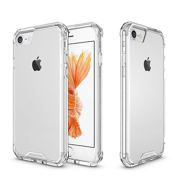 hard clear case iphone 8